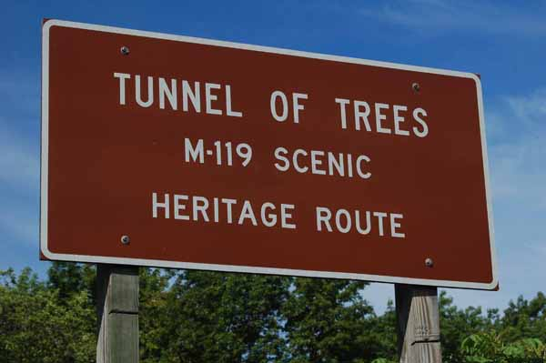 Michigan Tunnel Of Trees