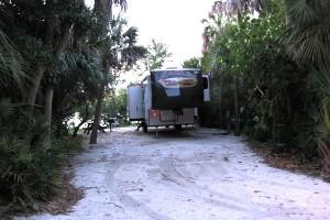 Actual Campsite Photo