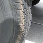 Tire Damage