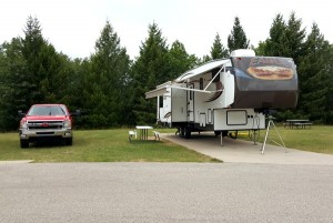 Little River Casino RV Park