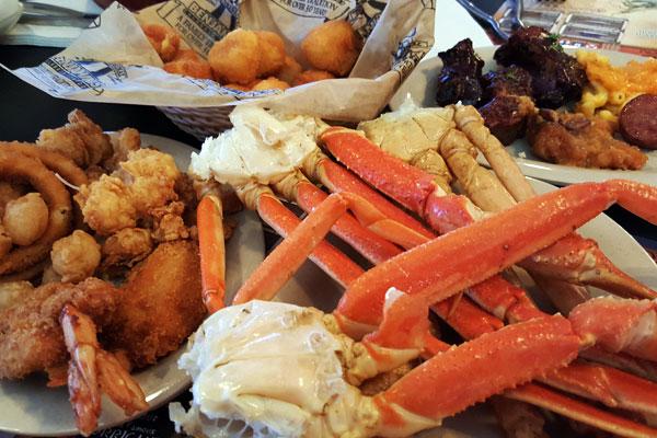 Benjamins Calabash Seafood